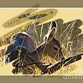 Yosemite Np Wildlife - Doe by Scott Cameron