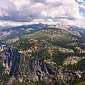 Yosemite Panorama by Jeffrey Banke