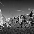 Yosemite Panorama by Nathan Anglin