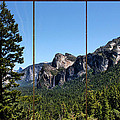 Yosemite Triptych by Judy Vincent