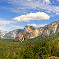 Yosemite Tunnel View by Newman Artography