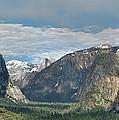 Yosemite Valley Afternoon by Sandra Bronstein