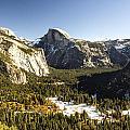 Yosemite Valley by Philip Tolok