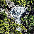 Yosemite Waterfall by Bob and Nadine Johnston