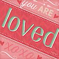 You Are Loved by Jennifer Pugh