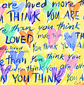 You Are Loved by Sally Huss