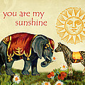 You Are My Sunshine by Peggy Collins