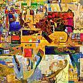 You Graciously Endow Man With Wisdom 16f by David Baruch Wolk
