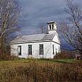Youkers Bush Baptist Church by Daniel Weaver