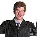 Young Business Man  by Gunter Nezhoda