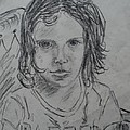 Young Fan by Pat Mullan