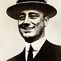 Young Franklin  Roosevelt by Bill Cannon