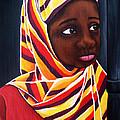 Young Girl by Monique Morin Matson