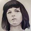 Young Girl by Van Bunch