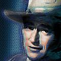 Young John Wayne Pop 2 by Tony Rubino