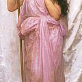 Young Priestess by William Bouguereau