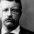 Young Theodore Roosevelt by Bill Cannon