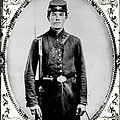 Young Union Soldier by American School