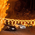 Your Cars On Fire by Alexey Orlov