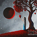 Your Love Lives On By Shawna Erback by Erback Art