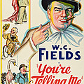 Youre Telling Me, W.c. Fields, 1934 by Everett