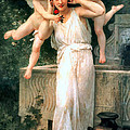 Youth by William Bouguereau