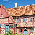 Ystad Old Mayors House by Antony McAulay