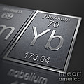 Ytterbium Chemical Element by Science Picture Co