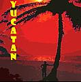 Yucatan Caribbean by Michael Moore