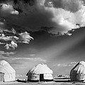 Yurts by Dominic Piperata