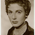 Yvonne Mitchell (1915 - 1979), British by Mary Evans Picture Library