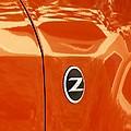 Z Emblem P by Jerry Sodorff