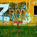 Z Rock Posted by Ricardo J Ruiz de Porras