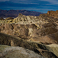 Zabriskie Point 2 by Marta Grabska-Press