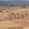 Zabriskie Point Panorama by Adam Jewell