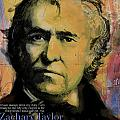 Zachary Taylor by Corporate Art Task Force