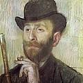Zachary Zakarian by Edgar Degas