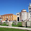 Zadar Historic Architecture by Artur Bogacki