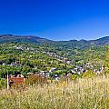 Zagreb Hillside Green Zone Nature by Brch Photography