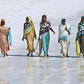 Zanzibar Women 02 by Giorgio Darrigo