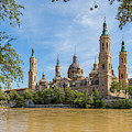 Zaragoza, Zaragoza Province, Aragon by Panoramic Images