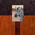 Zebra by Darice Machel McGuire