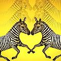 Zebra Heart by Joyce Dickens