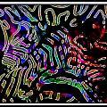 Zebra Twist by Wendie Busig-Kohn