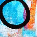 Zen Abstract #32 by Linda Woods