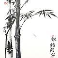 Zen Bamboo Union by Shihan Albert Andrews