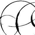 Zen Circles 3 by Hakon Soreide