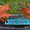 Zen Inner Peace by Paul Ward