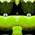 Zen Leaves 2 by Marianne Dow