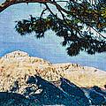 Zen Mountain by Matt Create